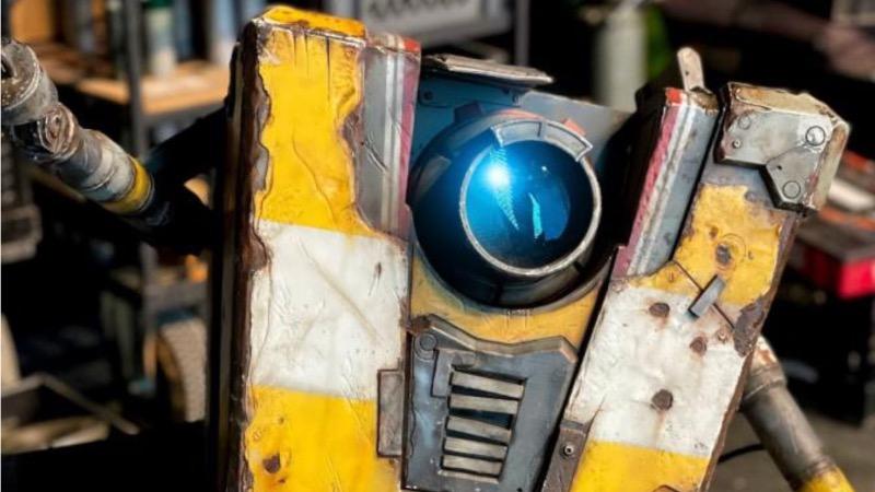 Robot iz Borderlands-a