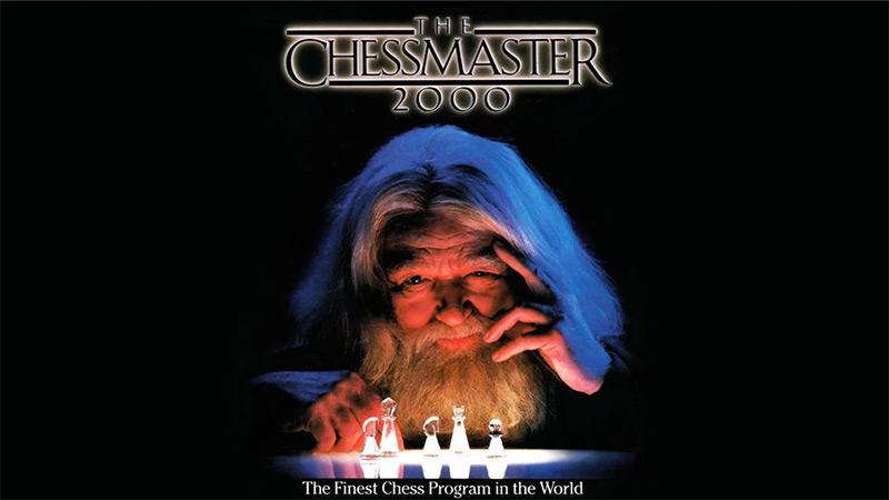 The Chessmaster: Lice s naslovnice