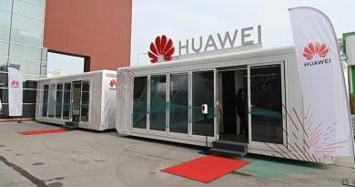 Huawei 5G kamion u poseti Beogradu