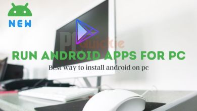 run android apps for pc