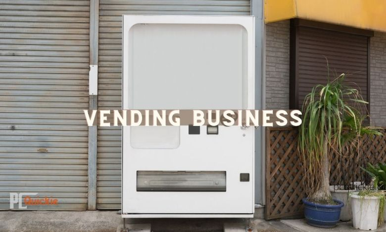 Vending Business