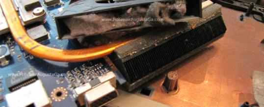 Laptop Cooling Repair