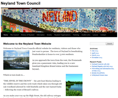 Neyland Town Council