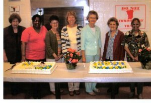 PCRTA Volunteers at GED Graduation