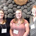 Trica Listenger, Breeanna Host, Darlene Fetterhoff