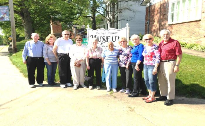 Outing at Portage County History Museum