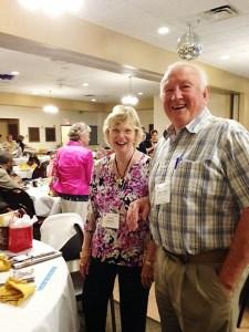 Phyllis Spangler & John Gwinn