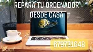 Repara tu ordenador desde casa pcsatsistemas.es