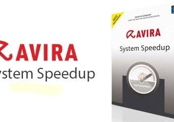 Avira System Speedup 4.9.0.7579 Crack