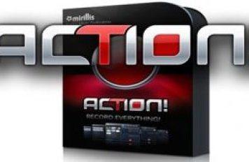 Mirillis Action! 3.1.1 Crack