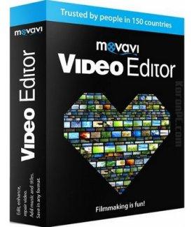 Movavi Video Editor 14.4.1 Crack
