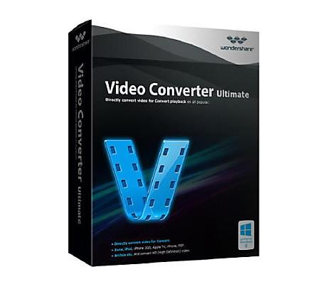 Wondershare Video Converter Ultimate 10.3.0 Crack + Serial Key Free Download