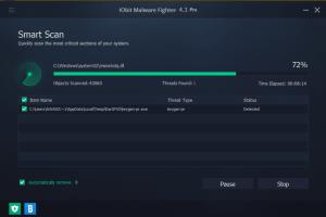 IObit Malware Fighter 7.5.0.5842