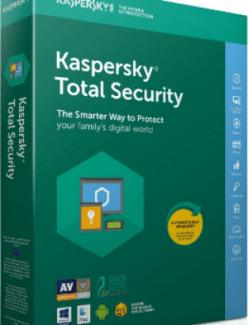 Kaspersky Total Security 2019 Crack & Premium Full Version {Lifetime} Free Download