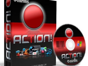 Mirillis Action 3.2.0 Crack + Full Premium Latest Version 2018 Download Free Now!