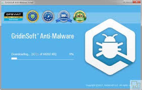 GridinSoft Anti-Malware 4.0.6 Crack Plus [keygen, Torrent, Portable] Free Download