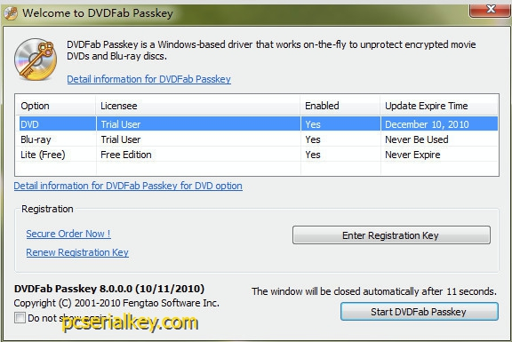 DVDFab Passkey Lite 9.3.1.9 Crack + Full Key Free Download