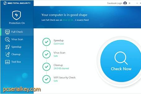 360 Total Security 10.2.0.1159 Crack Full Premium [Latest]