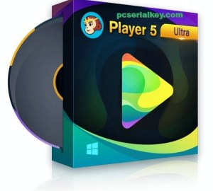 DVDFab Player 5.0.2.1 Crack + License Key Free Download