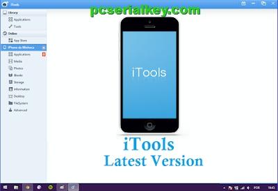 iTools 4.4.2.6 Crack Full Premium [Mac+Win] Free Download