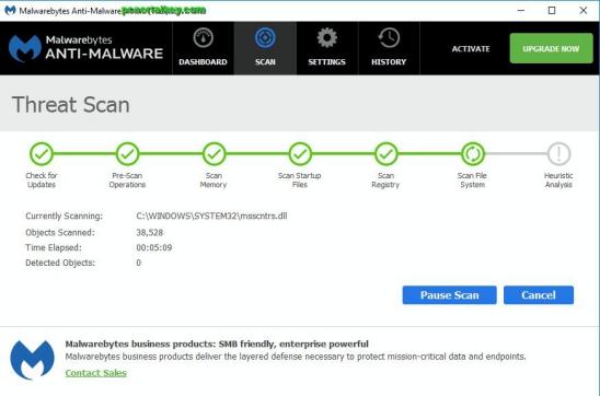 Malwarebytes Anti-Malware 3.6.1.2711 Build 9082 Crack Key
