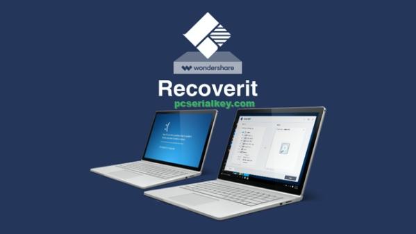 Wondershare Recoverit 8.1.2.8 Carck + Activation Code 2019 [Latest]