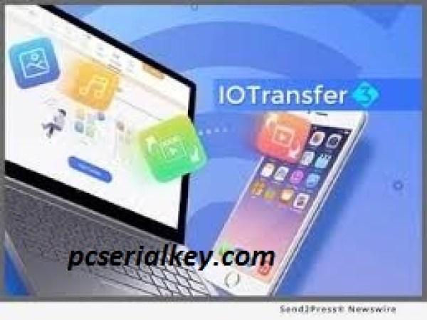 IOTransfer Pro 4.3.0.1558 Crack