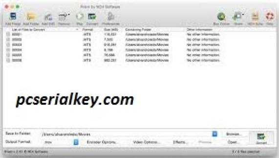 Prism Video File Converter 6.62 Crack