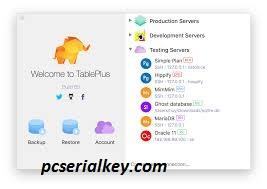 TablePlus 3.12.8 Build 152 Crack