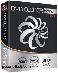 DVD-Cloner 2021 18.20 Build 1463 Crack