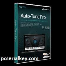 Auto-Tune Pro Crack 9.1.0
