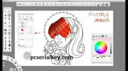 Autodesk SketchBook Pro Crack 2021