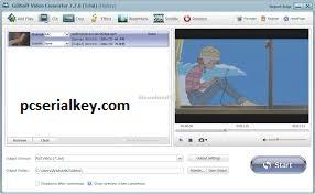 GiliSoft Video Converter Crack 11.1.0