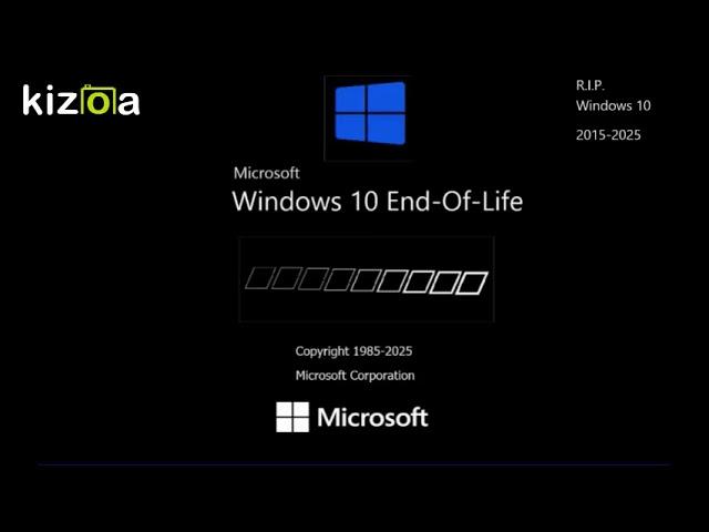 Read more about the article Microsoft表示对 Windows 10 的支持将于 2025年10月14日结束