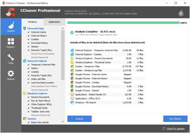 CCleaner Professional Plus Cracked