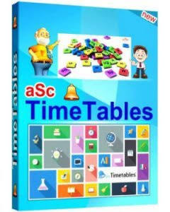 aSc Timetables License Key Download