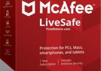 McAfee Live Safe Crack
