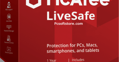 McAfee Live Safe Crack