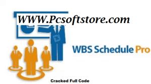WBS Schedule Pro Crack