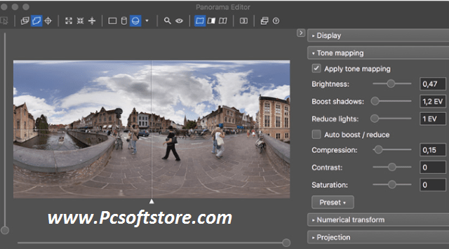 PTGui Pro 11.31 Crack With Full Keygen 2021 [Win+Mac]