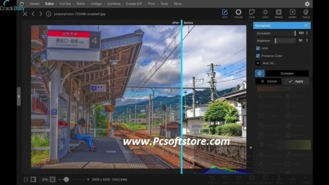 PhotoScape X Pro Crack 4.1.1 Patch 2021 Free Download