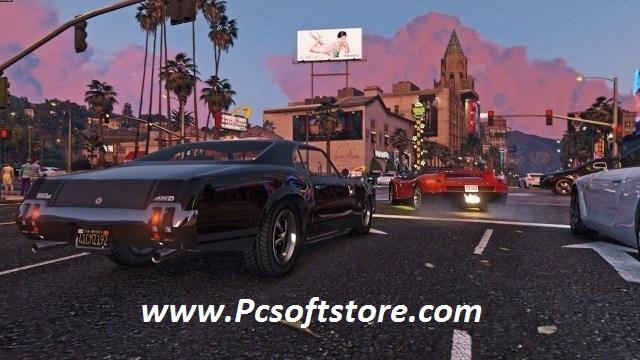 GTA V Crack Only Download Free for PC [Reloaded]