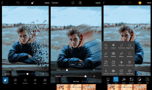 PicsArt Photo Editor MOD APK v17.1.1 (Gold Unlocked)