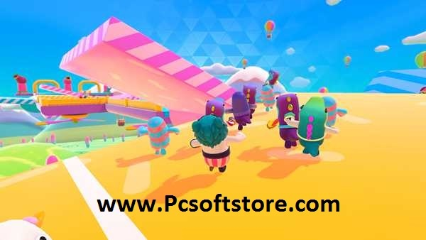 How To Download & Play Fall Guys On PC FREE Download Fall Guys : Ultimate Knockout Without Crack