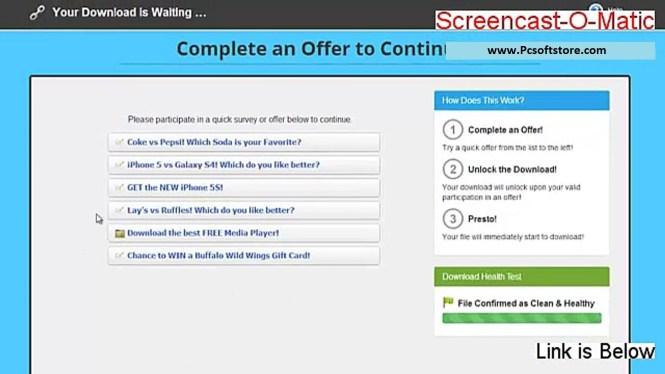 Screencast-O-Matic 3.8.0 Crack