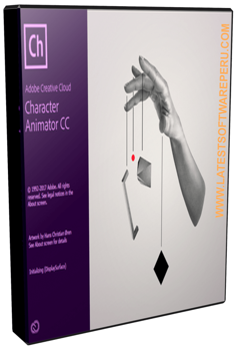 Adobe Character Animator CC 2018 1.5 Build 138 + Crack Free Download