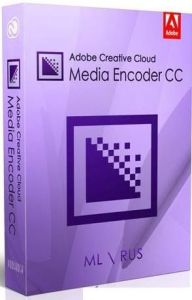 Adobe Media Encoder CC 2018 full version
