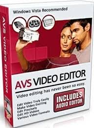 AVS Video Editor 8.1.1.311 + Crack Free Download