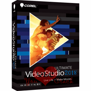 Corel VideoStudio 2018 21.3.0.141 Pro + Crack Free Download