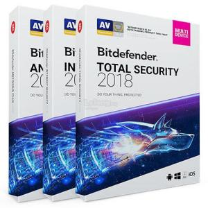 Bitdefender Total Security 2018 serial key with patch for free